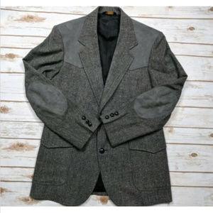 Vintage Pendleton Blazer Suit Jacket Size 40